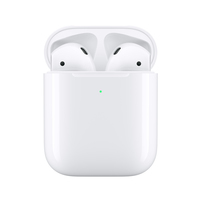 Apple AirPods 2 2019 with Wireless Charging Case MRXJ2ZM/A