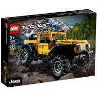 42122 LEGO® Technic Jeep® Wrangler, no 9+ gadiem NEW 2021