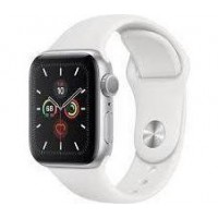 SMARTWATCH SERIES5 40MM/SILVER/WHITE MWV62VR/A APPLE