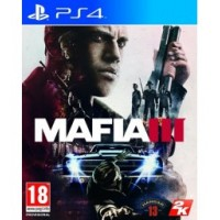 Mafia III (3) PlayStation 4 PS4