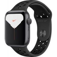 Apple Watch Nike Series 5 44mm Space Grey Aluminium w.Anthracite/Black Nike Sport (GPS)
